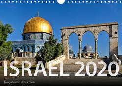 Israel 2020 (Wandkalender 2020 DIN A4 quer) von Schrader,  Ulrich