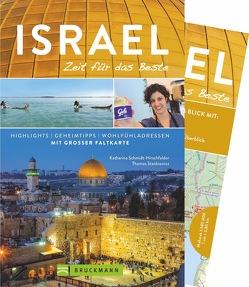 Israel – Zeit für das Beste von Schmidt-Hirschfelder,  Katharina, Stankiewicz,  Thomas
