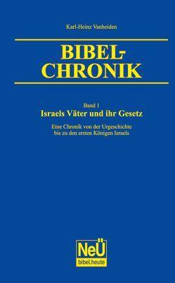 Israels Väter und ihr Gesetz von Vanheiden,  Karl-Heinz