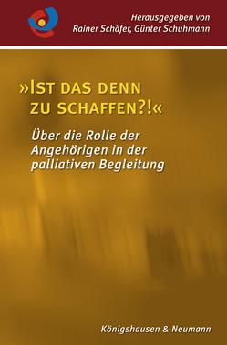 """""""Ist das denn zu schaffen?!"""" von Schaefer,  Rainer, Schuhmann,  Günter"""