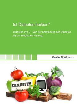 Ist Diabetes heilbar? von Breitkreuz,  Gustav