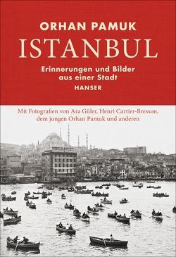 Istanbul von Güler,  Ara, Meier,  Gerhard, Pamuk,  Orhan