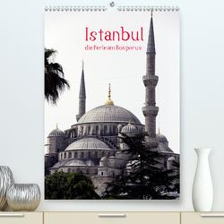 Istanbul, die Perle am Bosporus (Premium, hochwertiger DIN A2 Wandkalender 2021, Kunstdruck in Hochglanz) von Irlenbusch,  Roland