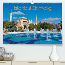 Istanbul Einmalig (Premium, hochwertiger DIN A2 Wandkalender 2020, Kunstdruck in Hochglanz) von Enders,  Borg