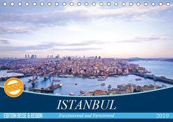 Istanbul – Faszinierend und Verwirrend (Tischkalender 2019 DIN A5 quer) von Wiens,  Claudia