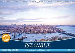 Istanbul – Faszinierend und Verwirrend (Wandkalender 2019 DIN A4 quer) von Wiens,  Claudia