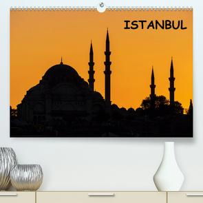 Istanbul (Premium, hochwertiger DIN A2 Wandkalender 2021, Kunstdruck in Hochglanz) von Ködder,  Rico