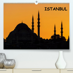 Istanbul (Premium, hochwertiger DIN A2 Wandkalender 2020, Kunstdruck in Hochglanz) von Ködder,  Rico