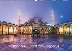 Istanbul – Stadt am Bosporus (Wandkalender 2019 DIN A2 quer) von Claude Castor I 030mm-photography,  Jean