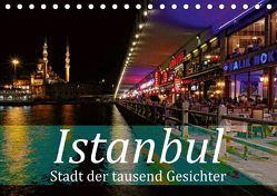 Istanbul – Stadt der tausend Gesichter (Tischkalender 2019 DIN A5 quer) von Brunner-Klaus,  Liselotte