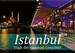 Istanbul – Stadt der tausend Gesichter (Wandkalender 2019 DIN A2 quer) von Brunner-Klaus,  Liselotte