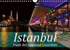 Istanbul – Stadt der tausend Gesichter (Wandkalender 2019 DIN A4 quer) von Brunner-Klaus,  Liselotte