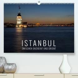 Istanbul – zwischen Okzident und Orient (Premium, hochwertiger DIN A2 Wandkalender 2021, Kunstdruck in Hochglanz) von Bremser,  Christian
