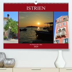 Istrien – Die Perle an der Adria (Premium, hochwertiger DIN A2 Wandkalender 2020, Kunstdruck in Hochglanz) von Stoll,  Sascha