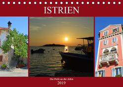 Istrien – Die Perle an der Adria (Tischkalender 2019 DIN A5 quer) von Stoll,  Sascha