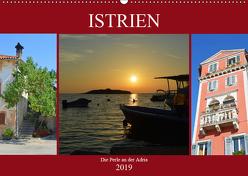 Istrien – Die Perle an der Adria (Wandkalender 2019 DIN A2 quer) von Stoll,  Sascha