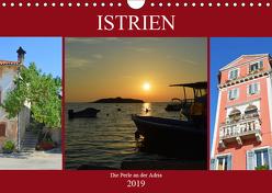 Istrien – Die Perle an der Adria (Wandkalender 2019 DIN A4 quer) von Stoll,  Sascha