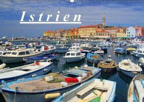 Istrien (Wandkalender 2018 DIN A2 quer) von LianeM