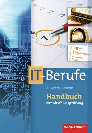 IT-Berufe von Hasenbein,  Hardi, Heinrich,  Andreas