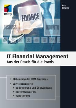 IT Finance Management von Kleiner,  Fritz