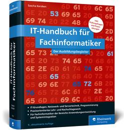 IT-Handbuch für Fachinformatiker von Kersken,  Sascha