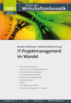IT-Projektmanagement im Wandel von Hoffmann,  Karsten