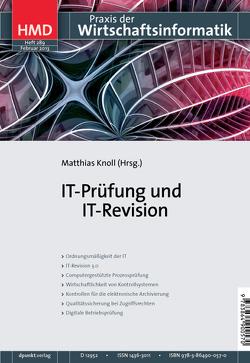 IT-Prüfung und IT-Revision von Knoll,  Matthias