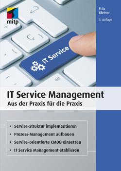 IT Service Management von Kleiner,  Fritz