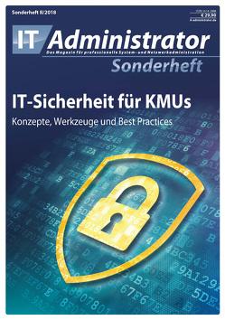 IT-Sicherheit für KMUs von Frommherz,  Florian, Grote,  Marc, Joos,  Thomas, Zeller,  Thomas