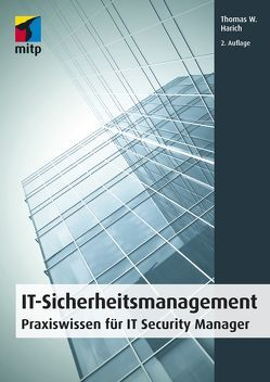 IT-Sicherheitsmanagement von W. Harich,  Thomas