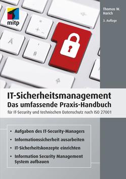 IT-Sicherheitsmanagement von W. Harich,  Thomas