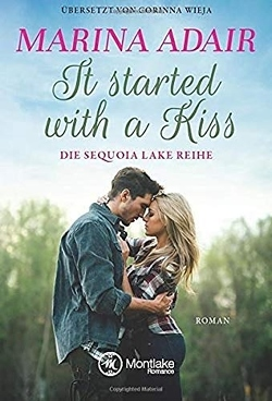 It started with a kiss von Adair,  Marina, Wieja,  Corinna