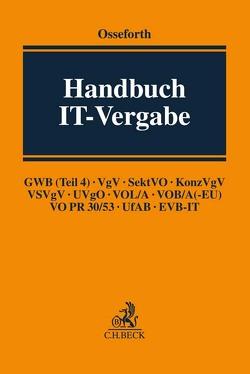 IT-Vergabe Handbuch von Osseforth,  Tobias