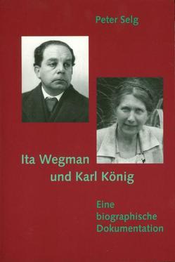 Ita Wegman und Karl König von Selg,  Peter