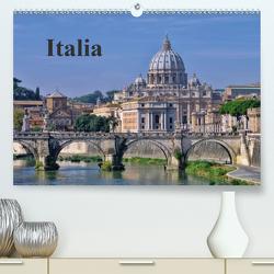 Italia (Premium, hochwertiger DIN A2 Wandkalender 2020, Kunstdruck in Hochglanz) von LianeM
