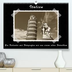 Italien (Premium, hochwertiger DIN A2 Wandkalender 2020, Kunstdruck in Hochglanz) von Kirsch,  Gunter