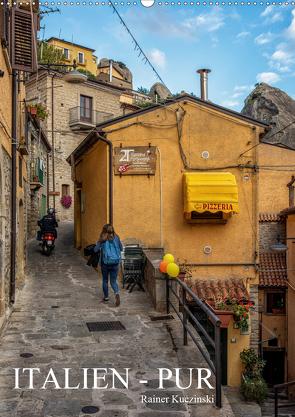 Italien – Pur (Wandkalender 2021 DIN A2 hoch) von Kuczinski,  Rainer
