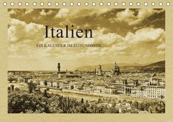 Italien (Tischkalender 2019 DIN A5 quer) von Kirsch,  Gunter