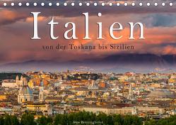 Italien von der Toskana nach Sizilien (Tischkalender 2019 DIN A5 quer) von Benninghofen,  Jens