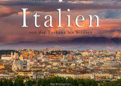 Italien von der Toskana nach Sizilien (Wandkalender 2019 DIN A2 quer) von Benninghofen,  Jens