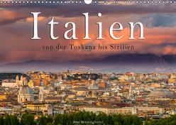 Italien von der Toskana nach Sizilien (Wandkalender 2019 DIN A3 quer) von Benninghofen,  Jens