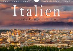 Italien von der Toskana nach Sizilien (Wandkalender 2019 DIN A4 quer) von Benninghofen,  Jens