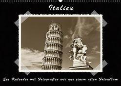 Italien (Wandkalender 2019 DIN A2 quer) von Kirsch,  Gunter