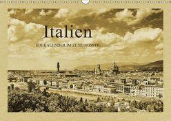 Italien (Wandkalender 2019 DIN A3 quer) von Kirsch,  Gunter
