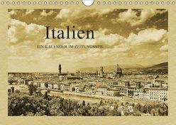 Italien (Wandkalender 2019 DIN A4 quer) von Kirsch,  Gunter