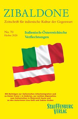 Italienisch-Österreichische Verflechtungen von Bremer,  Thomas, Harth,  Helene, Heydenreich,  Titus, Winkler,  Daniel
