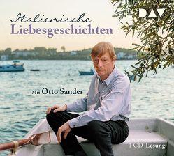 Italienische Liebesgeschichten von div., Sander,  Otto