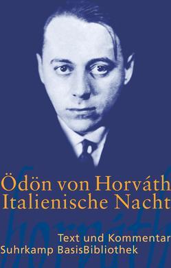 Italienische Nacht von Horváth,  Ödön von, Wöhrle,  Dieter