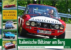Italienische Oldtimer am Berg (Wandkalender 2019 DIN A2 quer) von Laue,  Ingo