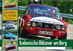 Italienische Oldtimer am Berg (Wandkalender 2019 DIN A3 quer) von Laue,  Ingo